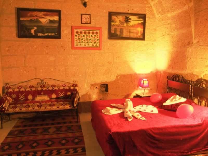 kapadokya balayı odaları